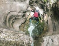 Canyoning Chli Schliere Switzerland