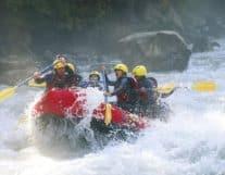 Adventure TIme River Rafting Interlaken