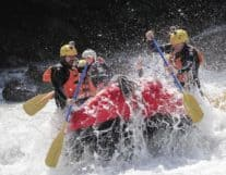 Boat Group river Rafting