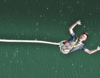Bungy Jump Activity in Interlaken