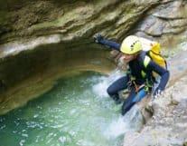 Canyoning Activity in Interlaken