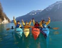 Lake Adventures in Interlaken