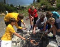 Family Barbecue in Interlaken