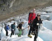 Glacier Trek outdoor activity Interlaken