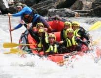 Guys River Rafting Switzerland
