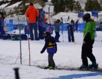 Kids snow activities in interlaken