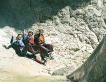 Outdoor Activity Canyon Chli Schliere