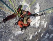 Paragliding Jump Interlaken