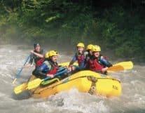 Rafting Lutschine Outdoor Activities
