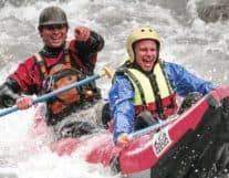 Tandem Rafting summe activity