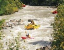River adventure in Interlaken