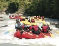 River Rafting Outdoor Activity Switzerland