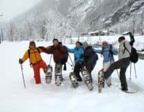 Snow Shoe Outdoor Activities Interlaken