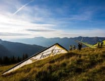 Staff Working Hanggliding in Interlaken