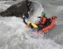 Tandem Rafting Adventure in Interlaken