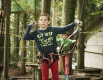 Family outdoor Activity in Interlaken