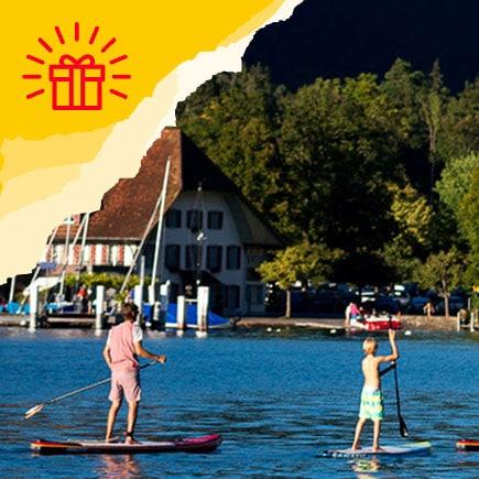 Gift Voucher Lake Adventures