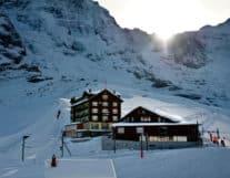 Ski Resort in Interlaken Switzerland