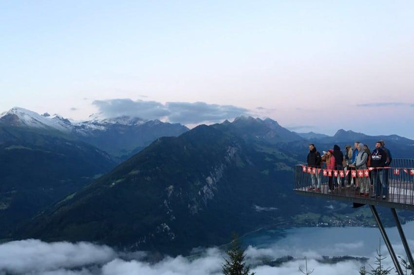 Jungfraujoch in Interlaken