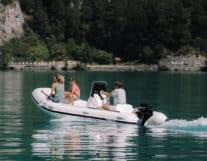 Family Boat Rental Lake of Thun