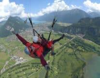 Instructor Paragliding Interlaken